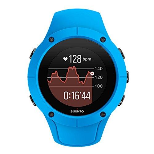 Suunto, Spartan Trainer Wrist HR, Cardiofrequenzimetro, Unisex - Adulto, Blu, Taglia Unica