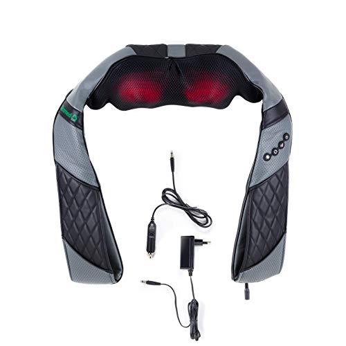 TESMED CERVICAL TECHNOLOGY 4.0 - massaggiatore per collo e spalle, shatsu, tecnologia avanzata benessere immediato
