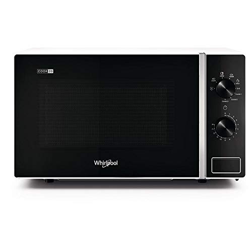 Whirlpool MWP 103 W forno a microonde Superficie piana Microonde con grill 20 L 700 W Bianco