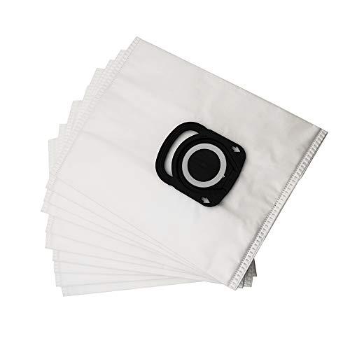 WuYan 10 sacchetti per aspirapolvere Rowenta ZR200720 ad alta filtrazione per igiene e antiodore + accessori per la cura degli animali