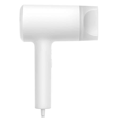 Xiaomi Mi Asciugacapelli Ionico, 1800 W, con Diffusore Magnetico, Circolazione d'Aria Calda e Fredda, Bianco [Versione Italiana]
