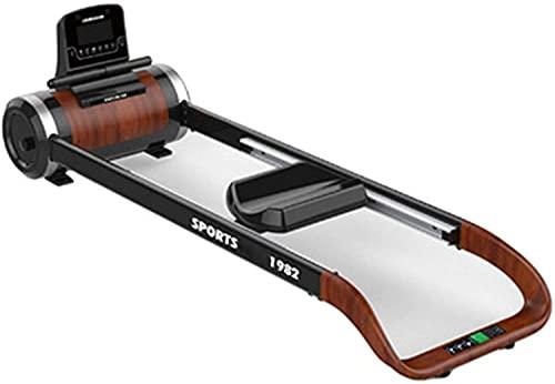 ALLENAMENTO AEROBICO VOGATORE PER CASA Pieghevole SALVASPAZIO | Rowing Machine | Resistenza Magnetica | 6 Livelli di Tensione | Smooth Belt Drive | Console Fitness Digitale LCD |