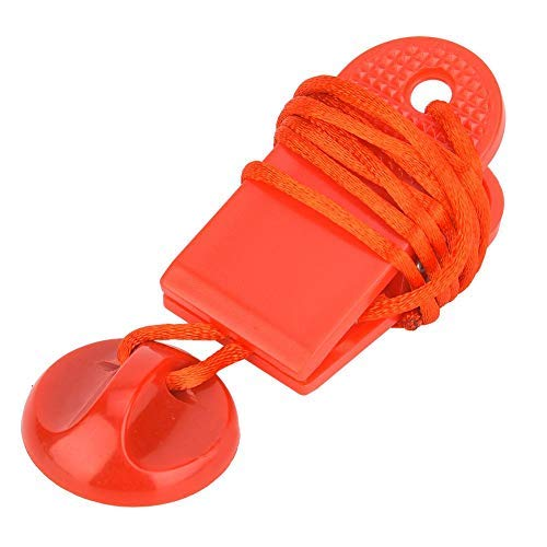 Alomejor Chiave di Sicurezza Universale per Tapis Roulant, Chiave Magnetica per Interruttore di Tapis Roulant(L)