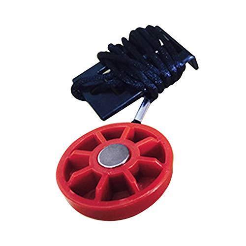 Chiave di sicurezza XHXseller, chiave di sicurezza magnetica,Blocco interruttore rotondo di sicurezza magnetico tapis roulant,Accessori Fitness parti magnetiche universali