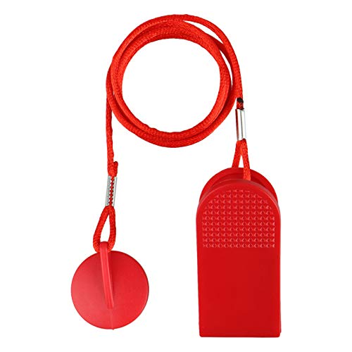 EEEKit Chiave Magnetica di Sicurezza per Magnete Universale Tapis roulant NordicTrack, Proform, Image, Weslo, Reebok, Epic, Golds Gym, Freemotion e Healthrider