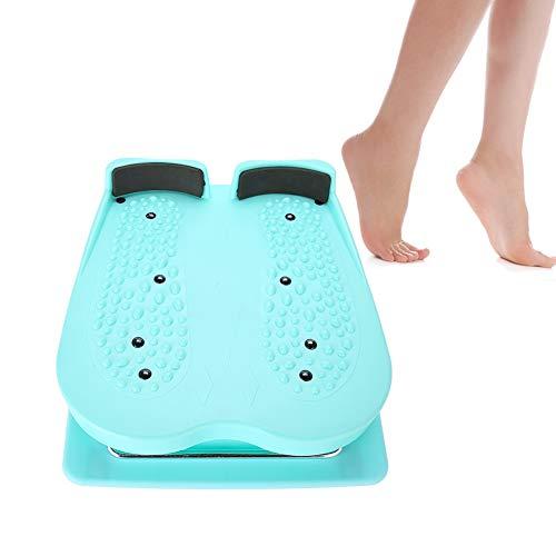 Foot Barella Multi Slant Board, Vitello Barella Regolabile Slant Board Inclinazione Stretching Domestico Pieghevole Piede Massaggio Gamba Dimagrimento Fitness Wedge Slant Pedaliera
