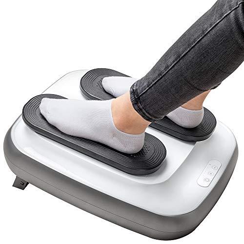 GRIDINLUX | Allenamento delle gambe | Trainer LEGS | Palestra Passiva | Telecomando | Altezza regolabile | Intensità regolabile | Facile da usare