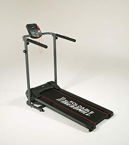 Gymform Best Direct Slimfold Treadmill Tapis roulant con Tre programmi Automatici