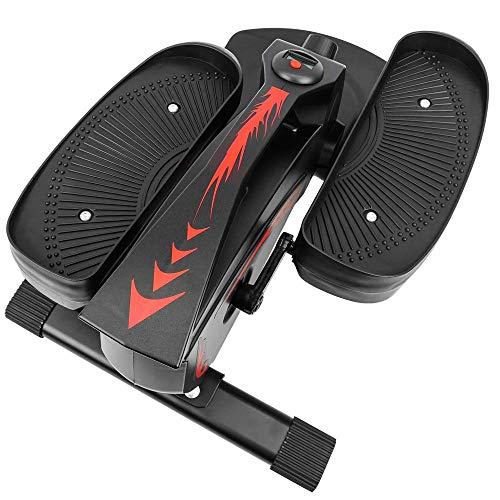 PrimeMatik - Pedali ellittico per Gambe Mini Cyclette pedaliera per Esercizi con Display LCD