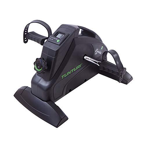 Tunturi Cardio Fit M30 Mini Bike / Home trainer / Mini Cyclette Allenatore Braccia e Gambe con Computer di Allenamento