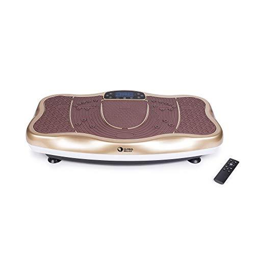 ZEN SHAPER® Piattaforma Fitness (modello 2021) - Tavolo per il condizionamento estetico del corpo - Altoparlanti Bluetooth e musica - Elimina il grasso, stimola e ripristina l'elasticità muscolare