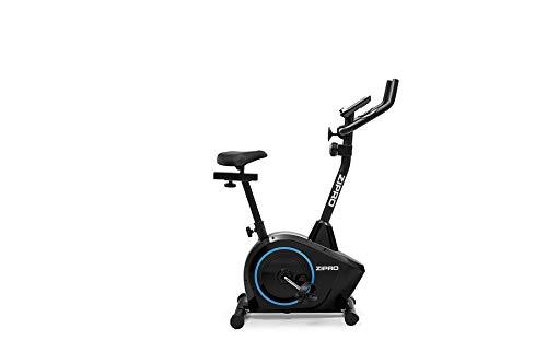 Zipro, cyclette magnetica, per adulti, fino a 120 kg, nero, taglia unica