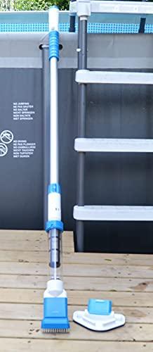 AquaJack Aspirapolvere elettrico con batteria ricaricabile per piscina piccola e spa ELEK-65