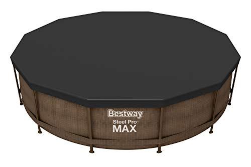 Bestway 58037 Best Way Copripiscina per Steel PRO Frame E per Hydrium Splasher Cm 366/360 High 464