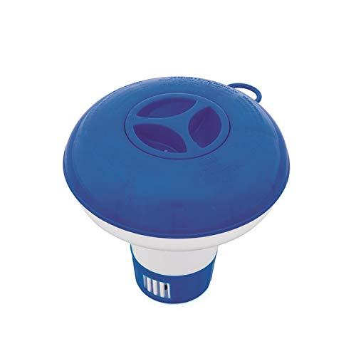 Bestway 58210 Dispenser Cloro Piccolo da 12.7 cm per Pastiglie Diametro 2.5 cm