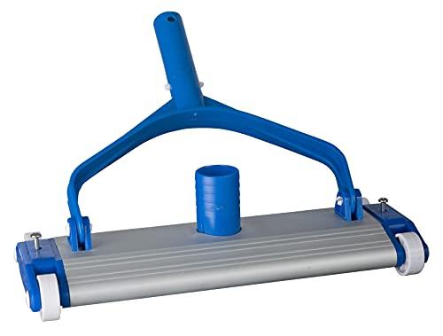 Gre 40022 - Puliscifondo di alluminio per piscine interrate
