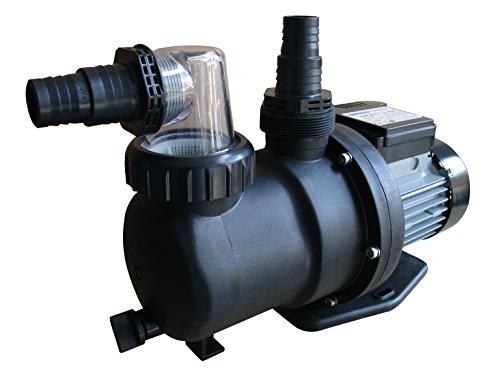 Gre PP076 - Pompa di filtrazione per Piscina, 550 W, 9.5m3/h