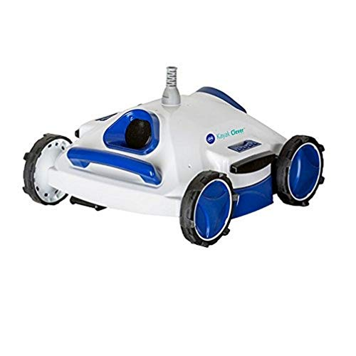 Gre RKC100J Kayak Clever - Robot pulitore elettrico per piscina, 18.000 l / h