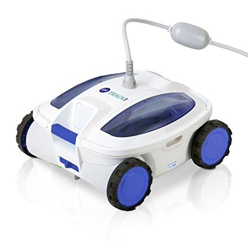 Gre RT1S Track 1 - Robot pulitore elettrico per piscina, 18000 l/ h