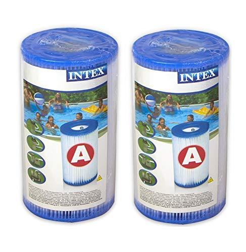 Intex 29002 Cartuccia Filtro, Grigio, 21.59 x 20.32 x 10.8 cm