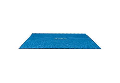 Intex 29026 Telo Termico Rettangolare 549 cm, Blu, 549x274 cm