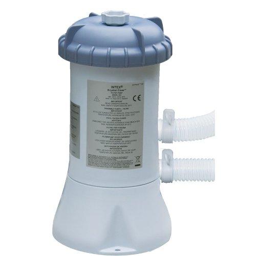 Intex - 58604 Pompa Filtro Easy-Frame Cm 244-305-366 L.4