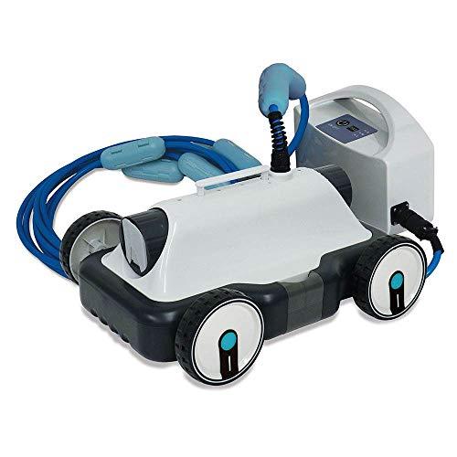 Kokido e-klean–Robot Aspiratore Automatico per piscina, 17000L/H