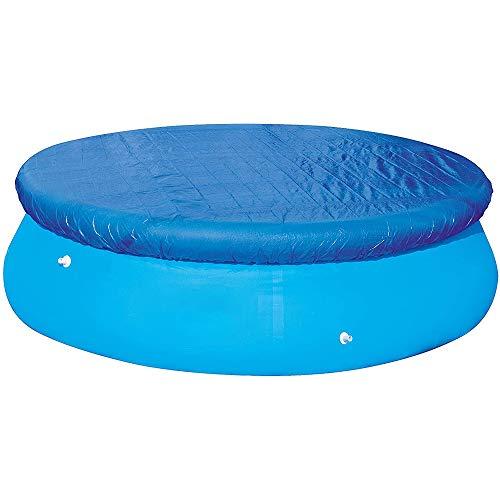 LMTXXS, copertura per piscina, copertura di scarico per fermare le foglie, facile da installare, anti-polvere, antipioggia, panno resistente per piscina