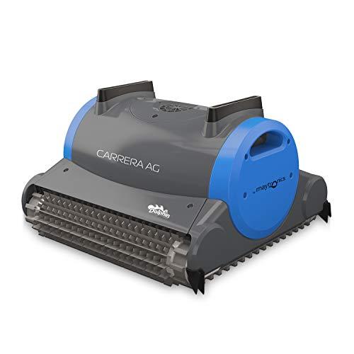Maytronics Dolphin Carrera AG Robot pulitore automatico di piscine (fondo)