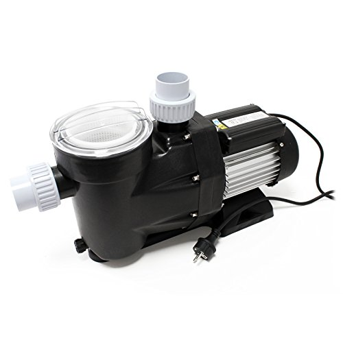 Pompa per Piscina 19200 l/h 750 W Pompa di circolazione filtraggio