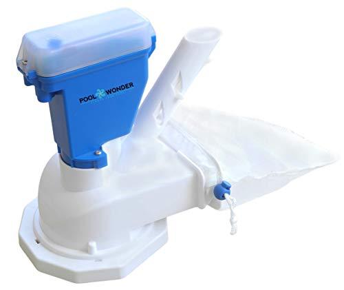 Poolwonder v2 Vacuum / Aspiratore per piscina con batteria al litio + sensore di acqua