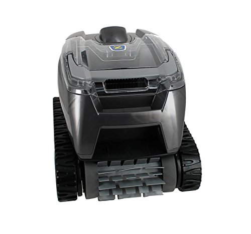 Zodiac Robot automatico per piscina TornaX OT 3200 Tile, Fondo e pareti, Spazzola speciale per piastrelle, Grigio, WR000126