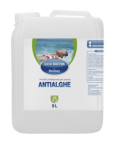 Bestway Swim Doctor Alghicida per Piscine, lt 5