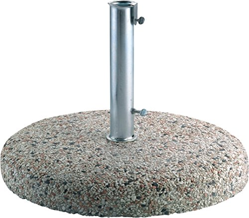 Greenwood Base per OMBRELLONE da Giardino in GRANIGLIA 25 kg