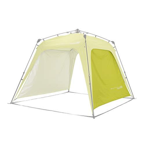 Lumaland Parete Laterale per Tenda Padiglione Tenda da Giardino Ideale per i Party Sistema QuickUp di Montaggio Verde